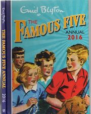Enid Blyton THE FAMOUS FIVE ANNUAL 2016