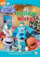 Blue's Clues Holiday Wishes 0097368773844 DVD Region 1