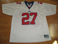Vintage Adidas RON DAYNE No. 27 NEW YORK GIANTS (2XL) Jersey