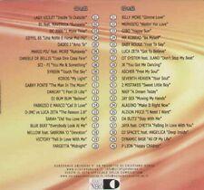 Various - Eurodance Universe Vol.1 - 2008 Bianco & Nero EU001 Compilation 2×CD