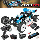 Associated 90031C 1/10 RB10 2WD Brushless Off-Road RTR Buggy Blue Lipo Combo