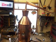 SALE 7 Gallon Copper Moonshine Still By Ron Yurcak