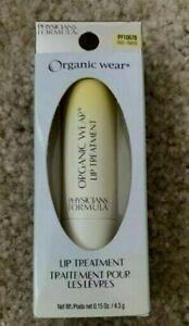 Physicians Formula Organic Wear Lip Treatment PF10678 Treat 0.15 oz