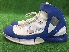 Rare Nike Air Huarache 2K5 DB Kobe Size 17 Blue White Basketball Shoes