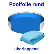 Poolfolie Schwimmbadfolie 360x90 cm 0,25mm überlappend Austauschfolie Innenhülle