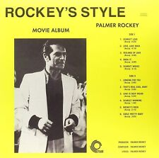 PALMER ROCKEY - ROCKEY'S STYLE /  SCARLET LOVE / SCARLET WARNING - NEW