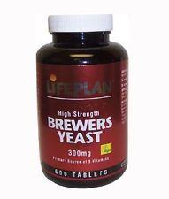 Lifeplan los cerveceros levadura 300mg (500 Tabletas)