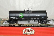 HO scale Atlas Cargill Foods 17,600 gallon corn syrup tank car train