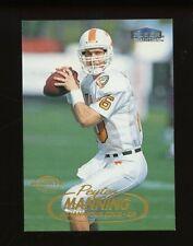 1998 Fleer Tradition: Peyton Manning RC Rookie