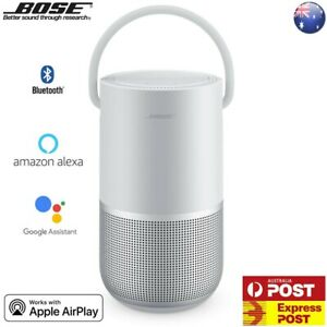 Bose Portable Home Speaker (Luxe Silver) ALEXA GOOGLE ==BRAND NEW==