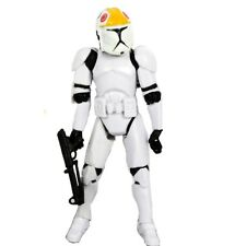 """Star Wars Clone Trooper Storm 10cm/4"""" PVC Action Figure PVC Collection Toys Gift"""