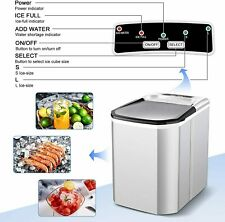 Portable Ice Maker Machine Countertop 1.5L Electric Ice Cube Machines Us