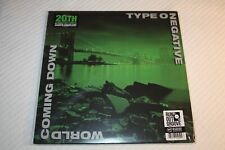 Type O Negative ‎– World Coming Down, 2020 vinyl 2xLP reissue, new sealed