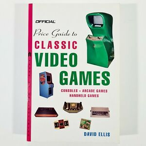 ©2004 David Ellis OFFICIAL PRICE GUIDE TO CLASSIC VIDEO GAMES us Arcade/Consoles