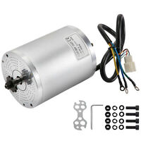 60V DC motor brushless motor elecrtic motor 3000w Permanent stable scooter