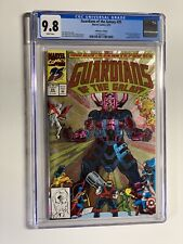 Guardians of the Galaxy 25 cgc 9.8 wp collectors edition 1992