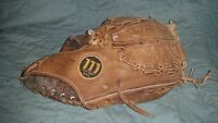 Vintage Early Wilson A2000 XL Made in the USA Baseball Glove