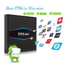S905W H96-Mini Android 7.1 Smart TV Box 2GB+16GB Quad-Core 4K HDMI Media Player