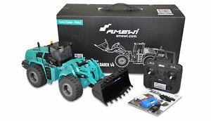 RADLADER G484E SE PETROL V4 1:14 RC ferngesteuert TEILMETALL RTR Amewi 22500