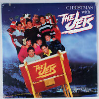Jets - Christmas With The (1986) [SEALED] Vinyl LP • Holiday