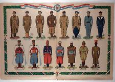 Les uniformes de l'armée française 1939 TBE
