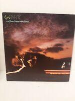 GENESIS LP And then there were three 1978 Atlantic   vinyl 🔥NM🔥