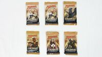 Magic the Gathering Amonkhet 6 Packs 15-Card each Booster Set MGT sealed