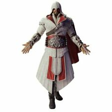 NECA Assassins Creed Brotherhood Video Game Ezio Hooded Action Figure Toy 60848