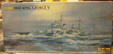 Heller 1/400 HMS King George V Battleship Model Kit 81088 New