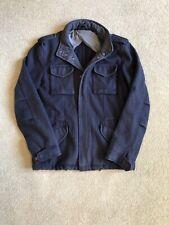 Hevo Jacket Navy Men's Large Made In Italy