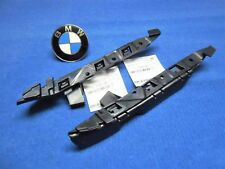 BMW e60 525Li 530Li M Package Bumper NEW Set Holder Bracket front right left