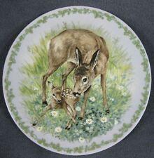 Royal Copenhagen The Fawn Nature's Children Denmark Jorgen Nielsen Porcelain