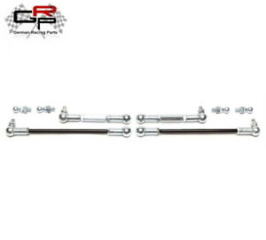 Adjustable Lowering End Links Air Suspension Kit for Mercedes CL Type C215 - GRP