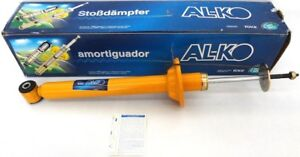 2 X Al-Ko 1.109G Gas Shock Absorber For Ford (VII) Escort Rear New