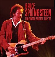BRUCE SPRINGSTEEN - HOLLYWOOD STUDIOS LIVE 92  CD NEU
