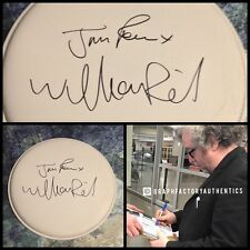 "GFA William & Jim Reid * THE JESUS AND MARY CHAIN * Signed 10"" Drumhead J2 COA"