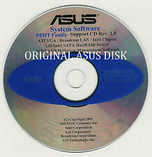 ASUS GENUINE SERVER SUPPORT DISK  P5MT  S102