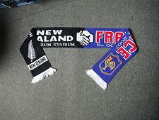 France & New Zealand Rugby Supporters Scarf