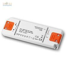 LED Slim-Transformator 24V DC, 0-20W, IP20, Trafo für LEDs, EVG, Treiber, Driver