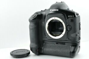 [Near Mint] Canon EOS-1V HS + PB-E2 Professional Camera by DHL from Japan #914