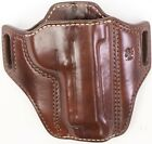 Nightingale Leather Holster OWB Brown For Beretta 92/96/FS 9mm Osprey