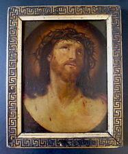 CHRIST ART RELIGIEUX SAINTE COURONNE D'EPINES CHRISTIANISME Avignon XIX