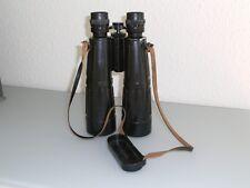 Optolyth Fernglas, Jagdfernglas, 8 x 56, mit Lederriemen und Okkularabdeckung