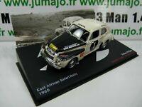 RMC17M voiture 1/43 IXO Altaya Rallye  VOLVO PV544 Safari Rallye 1965 SINGH
