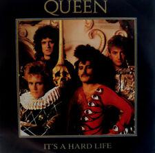 "7"" 1984 GERMAN PRESS MINT- ! QUEEN : It´s A Hard Life"