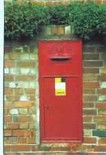 British Postbox Series 51 Victoria R Wallbox Heavitree Exeter 1993 postcard