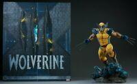 Marvel x-Men Logan Wolverine premium format figure Sideshow Collectibles statue