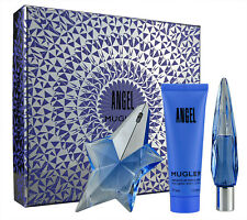 Thierry Mugler Angel 25ml Eau de Parfum & 10ml EDP & 50ml Body Lotion