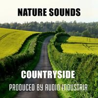 Nature Sound Effects CD Countryside Birds Background Sounds Special FX