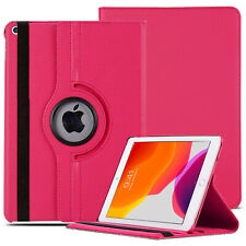 Case For Apple iPad 10.2 (7th Generation) 2019 360° Leather Rotating Smart Cover